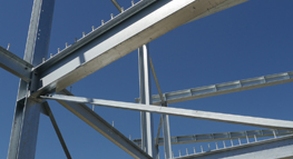 Link to structural steelwork design page