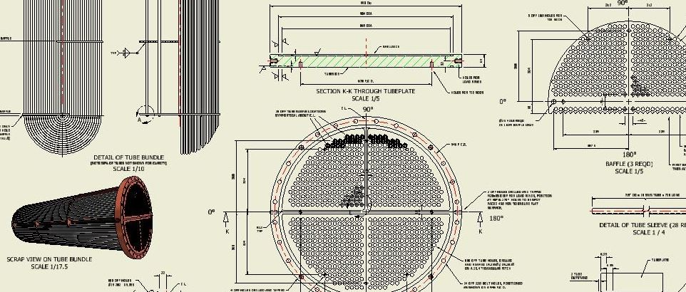 Shell And Tube Heat Exchanger Design Consultants Jm