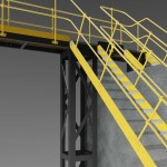 Tank Design - Stair Structure
